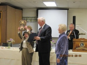 Anne Forts Award 2