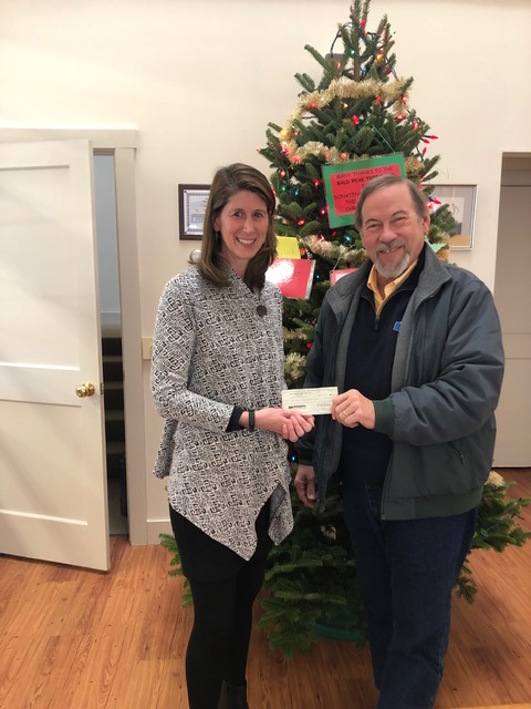 Tuftonboro donation